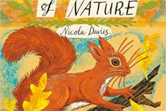 First book of nature cover