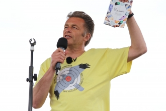 Chris Packham Hen Harriers