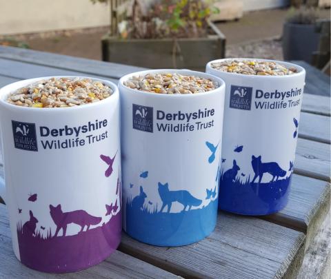Thanks to Vine House Farm | Derbyshire Wildlife Trust