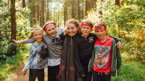Children and family, Helena Dolby for Sheffield & Rotherham Wildlife Trust
