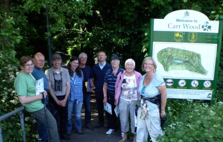 Amber Valley Local Group