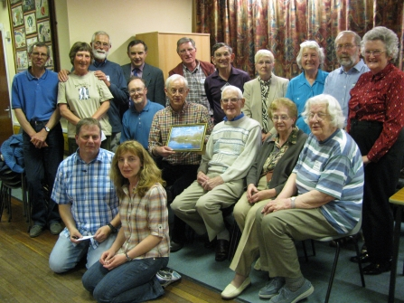 Trent and Upper Derwent Local Group