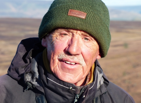 Ron Turner, Stanage Edge